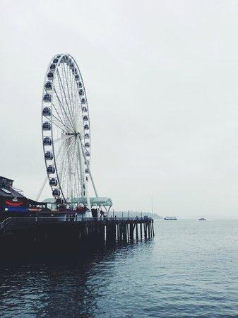 Seattle Great Wheel: great wheel