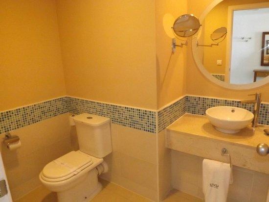 Hotel Meliá Marina Varadero: 2e salle de bain