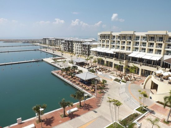 Hotel Meliá Marina Varadero: très beau site