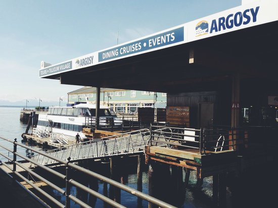 Argosy Cruises - Seattle Waterfront : argosy tours