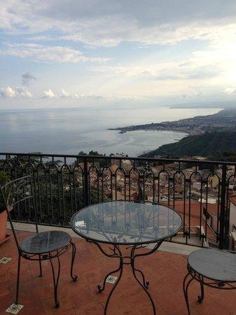Villa Sara : View from room balcony