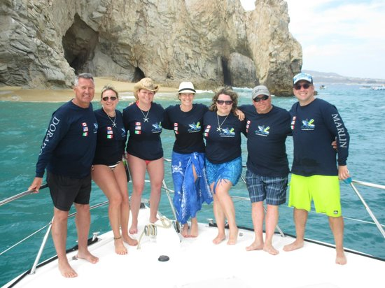 Blue Sky Cabo Fishing and Tours: The Arch