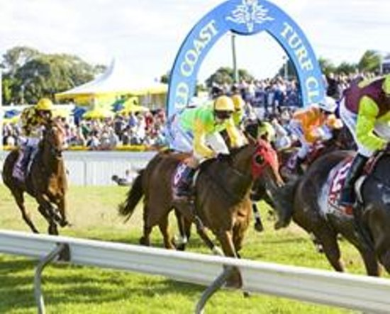 Gold Coast Turf Club: Experience the thrill and excitement of live horse racing.