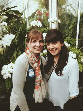 Volunteer Park Conservatory: good photo ops