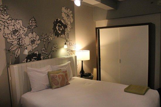 Stewart Hotel : Room