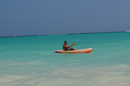 Grand Palladium Bávaro Suites Resort & Spa: kayak