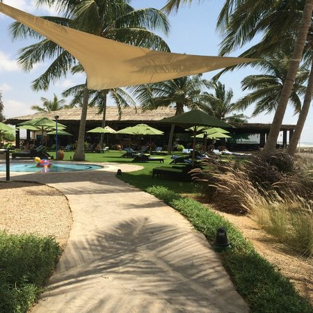 Hilton Salalah: Spielbereich - Pool