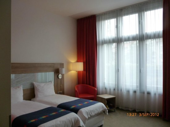 Park Inn Hotel Prague : Bed