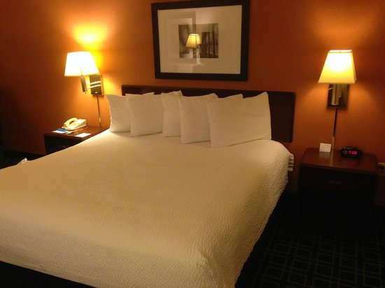 Fairfield Inn Boston Tewksbury/Andover: Fairfield Inn Boston/ Tewksbury @ 1695 Andover Street, Tewksbury, MA 01876