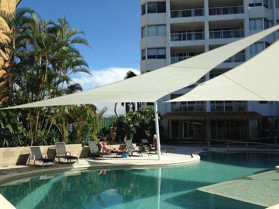 Mariner Shores Resort & Beach Club: 屋外プール