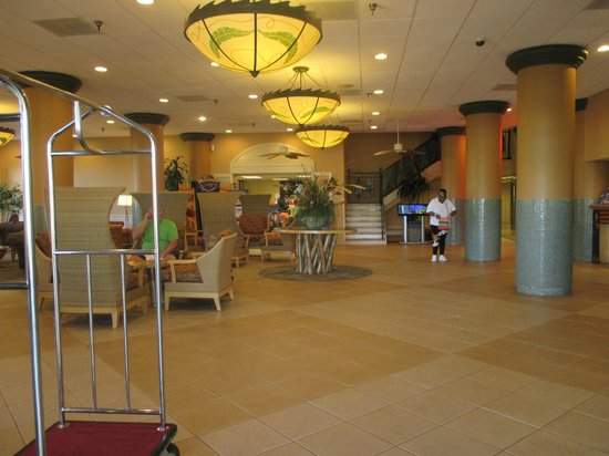 Best Western Orlando Gateway Hotel: Saguão do hotel