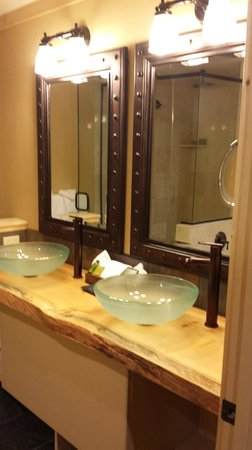 Sierra Nevada Resort & Spa: Sink