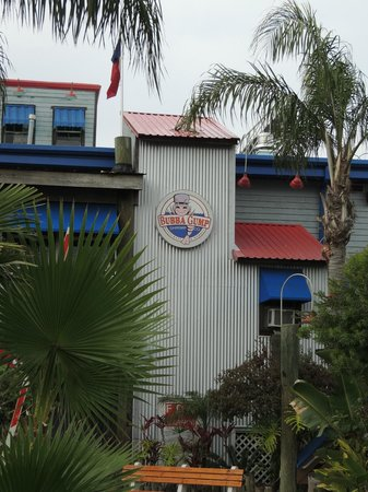 Bubba Gump Shrimp Co.: Outside