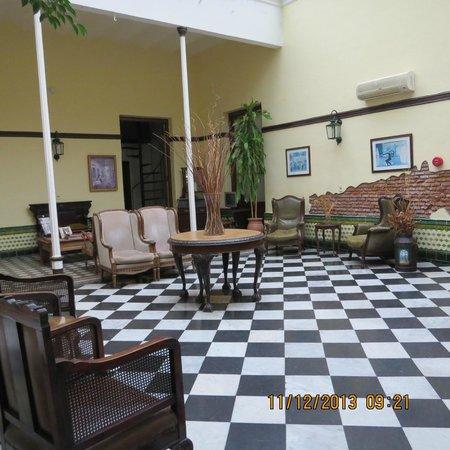 Hotel Posada del Virrey: Entrada da Pousada