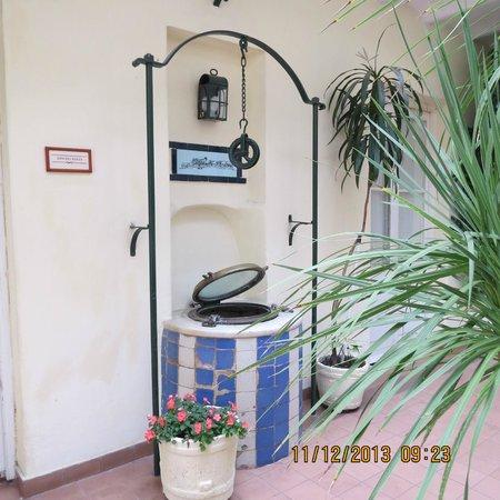 Hotel Posada del Virrey: Parte comum