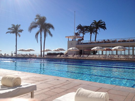 Four Seasons Resort The Biltmore Santa Barbara: Club Coral pool