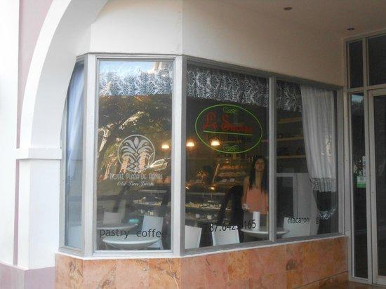 Hotel Plaza De Armas Old San Juan: Les Sucree