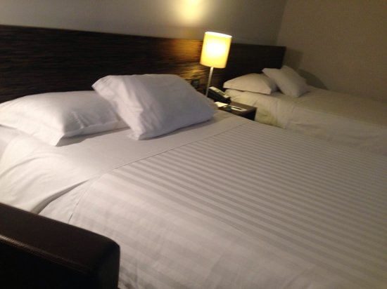 Movich Hotel Pereira: Double standard room