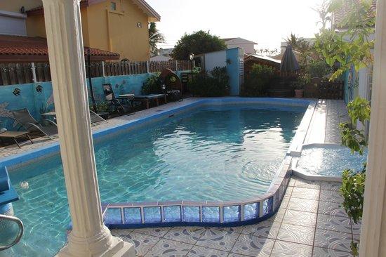 Villa Sunflower: pool
