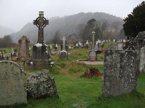 Glendalough Monastic Settlement : St Kevin's