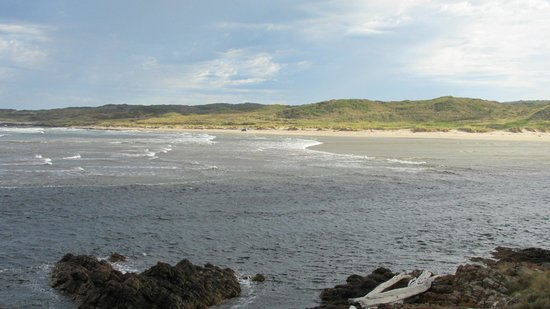 Edge of the World: Another view towards Arthur River