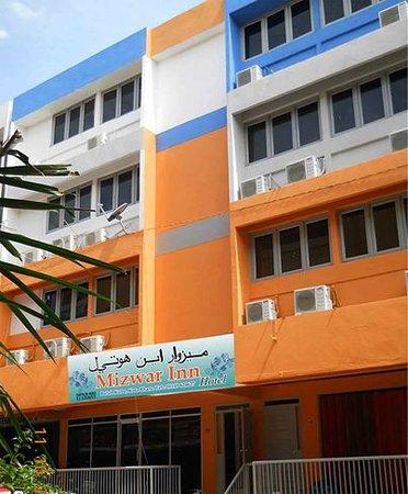 Mizwar inn hotel kota bharu malaysia review hotel for J bathroom kota bharu