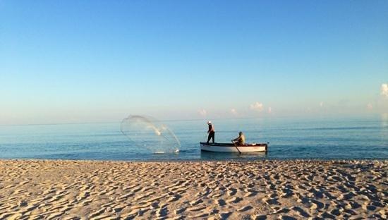 Royalton Hicacos Varadero Resort & Spa: La pêche à la manière cubaine