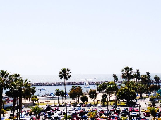 Crowne Plaza Redondo Beach & Marina: Our view