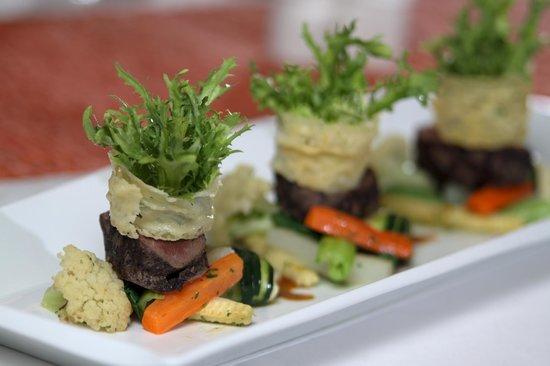 Risata Bali Resort & Spa : Restaurant