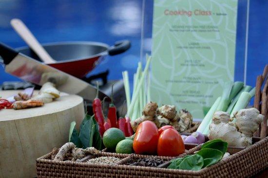 Risata Bali Resort & Spa : Cooking Class