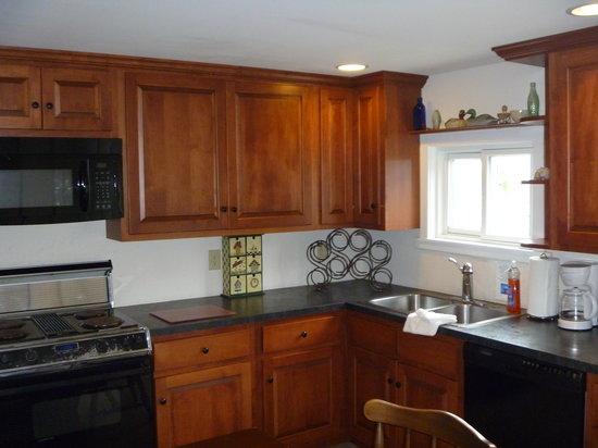 Wachapreague Inn: Fully Equipped Kitchens