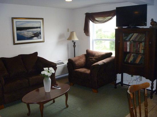 Wachapreague Inn : Comfortable spaces