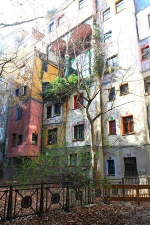 Hundertwasserhaus in Vienna (6)