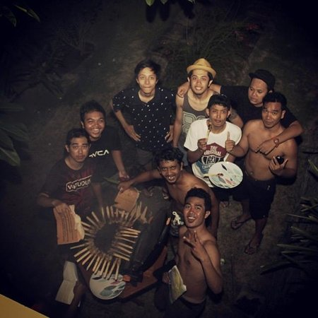 Villa Batu Tangga: BBQ time