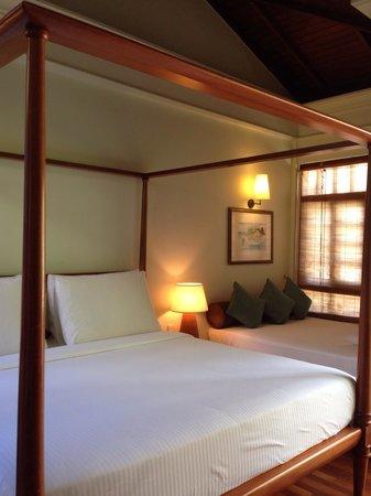 Avillion Port Dickson: Nice king size beds