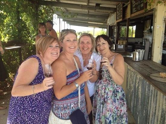 Out & About Wine Tours: Cheers!