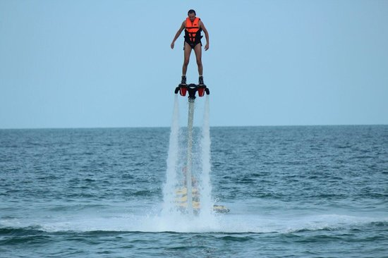 Flyboard Koh Samui Chaweng Beach: April 2014