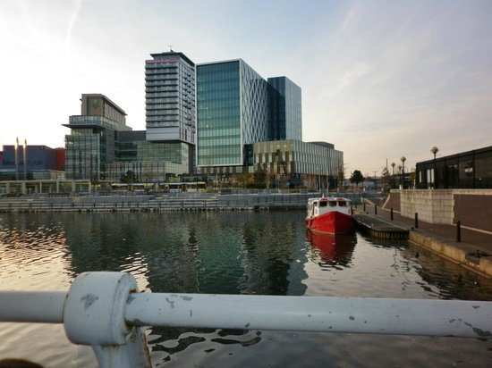 The Lowry: Canal