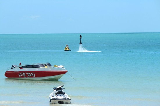 Flyboard Koh Samui Chaweng Beach