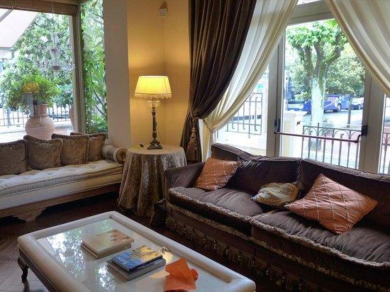 Hotel Francia e Quirinale : ロビー-5
