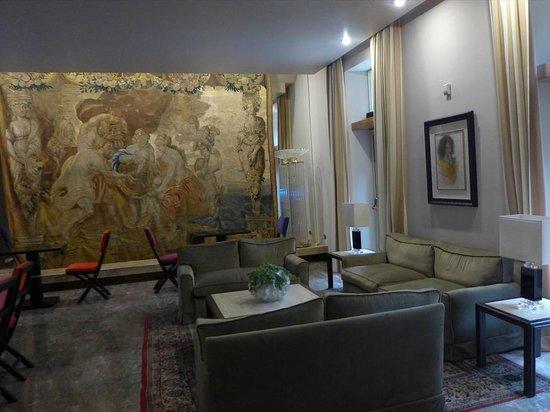 Hotel Francia e Quirinale: ロビー-3
