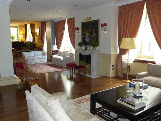 Hotel Francia e Quirinale: ロビー-1