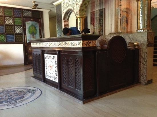 Nahargarh Haveli : Beautiful, exceptionally clean hotel in Jaipur