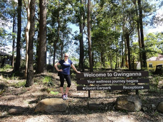 Gwinganna Lifestyle Retreat: Welcome :)