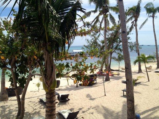 Ocean Vida: View from balcony