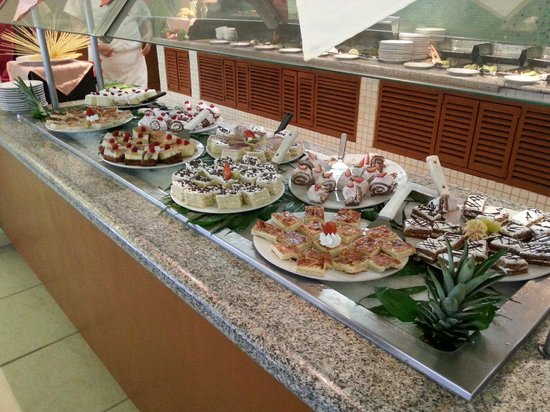 Plaza Pelicanos Club Beach Resort: Desserts