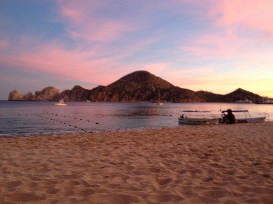 Cabo Villas Beach Resort: Beach view