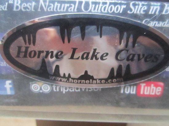 Horne Lake Caves Provincial Park: HLCPP