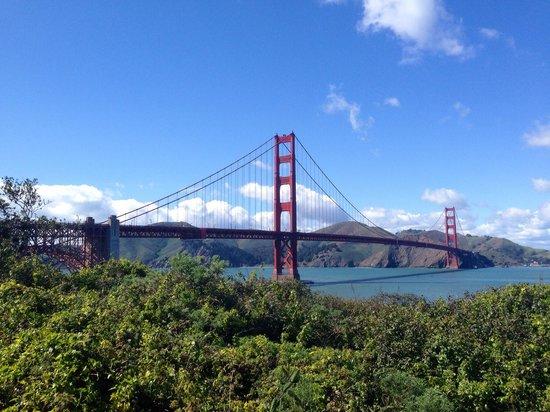 Puente Golden Gate: Breath taking