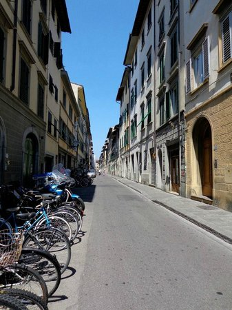 B&B Andy Florence: Street view